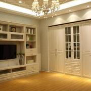 别墅欧式室内酒柜设计装修效果图欣赏