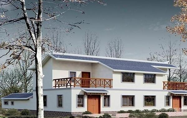 2016精致的现代农村别墅设计装修效果图欣赏