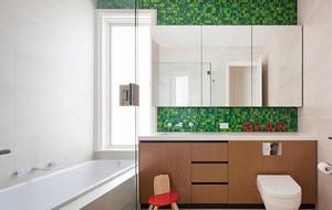 2016欧式风格小户型卫生间装修效果图实例