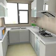 简欧厨房设计