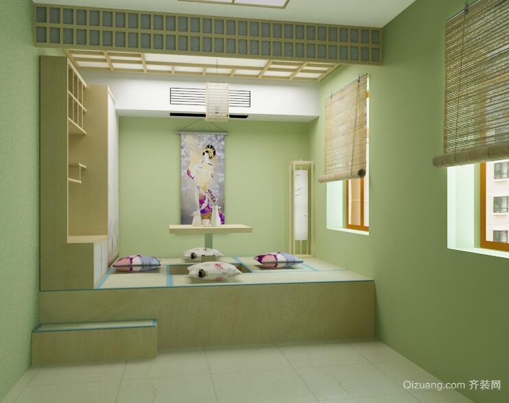 2016小户型室内榻榻米设计装修效果图欣赏
