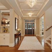 大户型欧式风格客厅室内样板间装修效果图