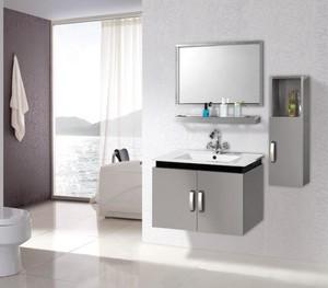 2016别墅型欧式不锈钢浴室柜效果图鉴赏