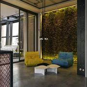 时尚创意小客厅效果图