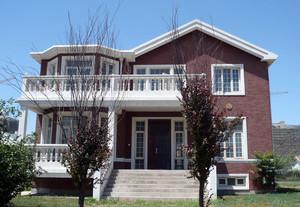 美式风格经典时尚两层别墅装修效果图鉴赏