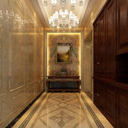 欧式大户型门厅设计