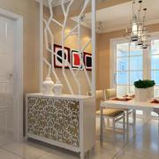 现代简约风格玄关门厅设计