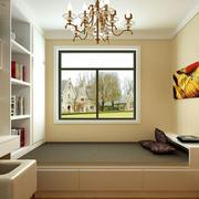 现代简约风格窗户装修