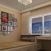 简约时尚卧室窗户设计