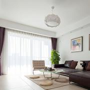 现代简约风格卧室窗户设计