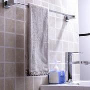 现代风格简约宜家小户型卫生间毛巾架装修效果图