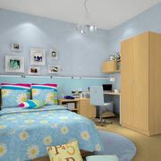 时尚创意卧室装修