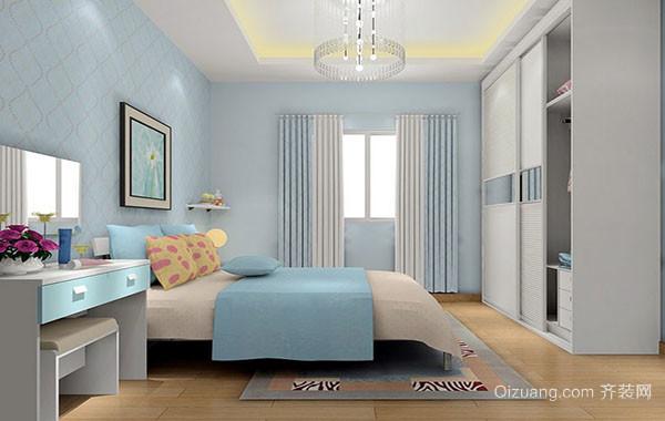 现代简约时尚三居室创意儿童房装修效果图赏析