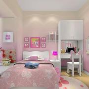 现代简约儿童房设计