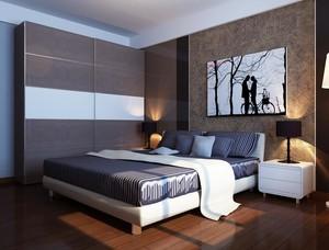 2016精致的别墅卧室设计装修效果图鉴赏