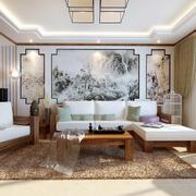 客厅沙发背景墙装修效果图