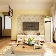 经典的小户型欧式客厅装修效果图鉴赏
