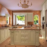 2016欧式小厨房室内设计装修效果图欣赏