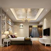 2016时尚的大户型卧室设计装修效果图鉴赏