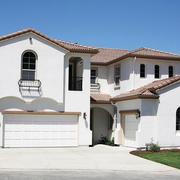 美式风格别墅设计效果图