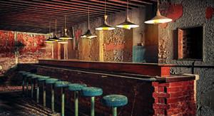 时尚创意80平米酒吧吧台装修效果图赏析