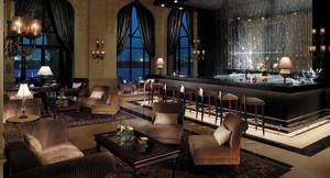 40平米经典欧式豪华酒吧吧台装修效果图