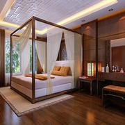 新中式风格卧室装修