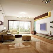 大户型欧式风格客厅设计装修效果图欣赏