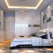 大户型地中海风格卧室装修效果图鉴赏