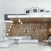北欧风格创意楼梯设计