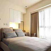 小户型简约朴素温馨小卧室装修效果图