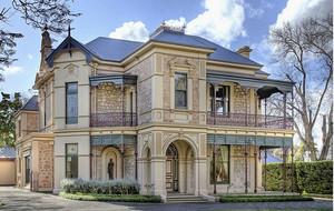 地中海风格独栋自建别墅整体设计装修效果图赏析