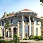 别墅整体设计图