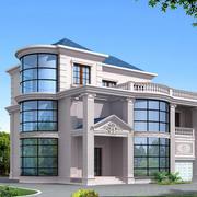三层别墅装修效果图