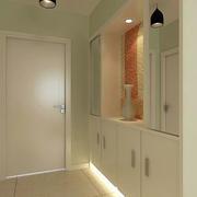 三居室玄关设计