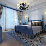 卧室精致吊灯设计
