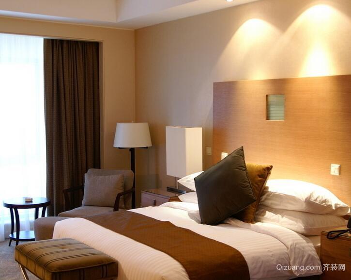 2016时尚的大户型卧室设计装修效果图欣赏
