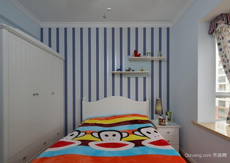 2016时尚的现代大户型卧室装修设计效果图
