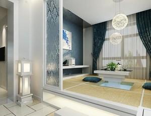 2016别墅型现代榻榻米设计装修效果图欣赏