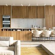 厨房餐厅装修效果图