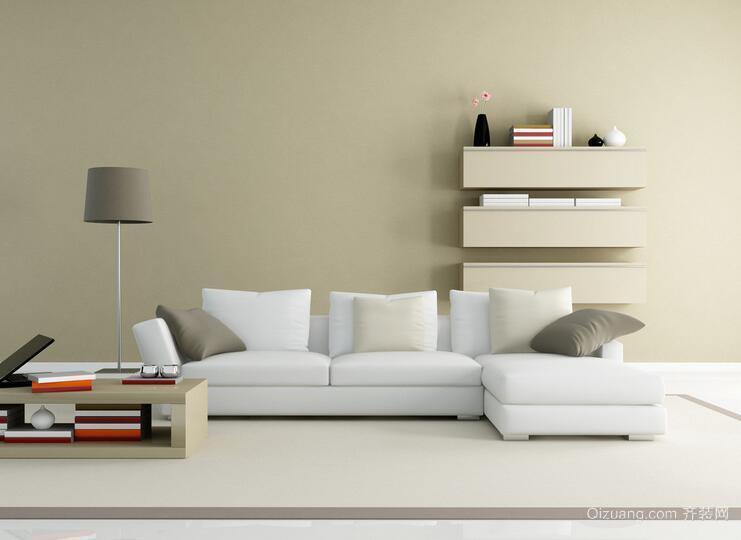 2016大户型简欧风格客厅装修效果图欣赏
