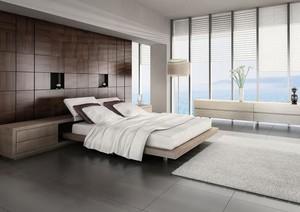 欧式小户型卧室室内装修效果图欣赏