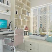 现代简约风格室内榻榻米设计装修效果图