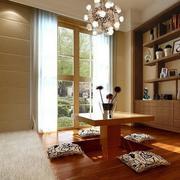 精致的别墅现代榻榻米装修效果图欣赏