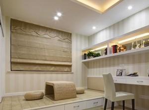 90平米大户型卧室榻榻米设计装修效果图