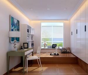 2016别墅型现代室内榻榻米设计装修效果图