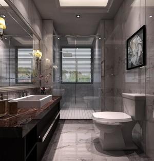 120平米欧式卫生间室内装修效果图欣赏