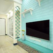 客厅电视背景墙装修