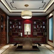 精致书房吊灯设计