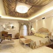 欧式卧室吊灯设计